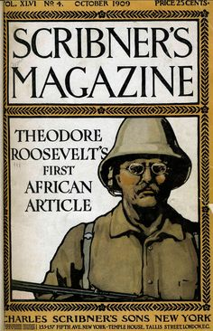 National Museum of Natural History | Details from the Smithsonian-Roosevelt African Expedition in 1909 Greatest Presidents, American Presidents, Us Presidents, Roosevelt Family, Theodore Roosevelt, Magazine Pictures, Rough Riders, Us History, Student Teaching