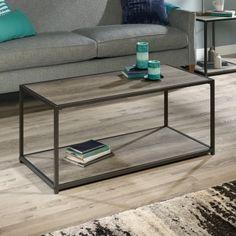 Free Shipping. Buy Mainstays Metro Coffee Table, Gray Oak Finish at Walmart.com