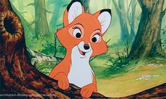 Fox and the Hound (gif)