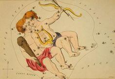 Mural Filosófico: Castor e Pólux- Do mito para o céu