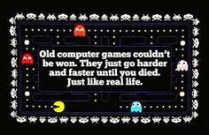 Old computer games...