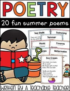 Poetry is great for