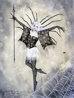 Amy Brown - Web Dancer