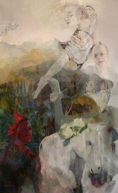 ImpressioniArtistiche: Francoise de Felice