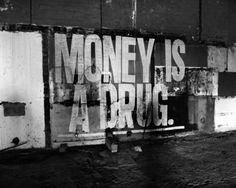 and greed is an addiction