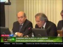 Legisladores Aspiran A Que Informe OEA Sobre Regularización Baje Tensiones RD Y Haití #Video