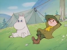 Scrapbook Recipe Book, Moomin Valley, Cute Characters, Fictional Characters, Tove Jansson, Cute Icons, Little My, Cute Cartoon, My Idol