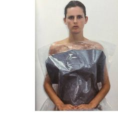 Stella Tennant in Maison Martin Margiela, photographed by Mark Borthwick. . . . . . . #stellatennant #markborthwick #margiela #editorial #maisonmartinmargiela #90s #instastyle #instagood #fashiondiaries #fashionista #model #dress #undress #lookoftheday #mood #inspiration #plastic #fashiongram #stylish #fashionblog #fashionstyle #fashionpost #fashionaddict #designer #fashionphotography #lookbook