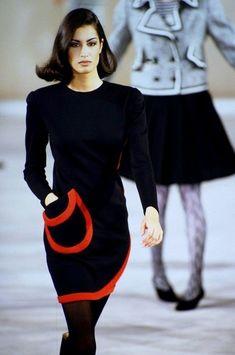 90s Fashion, Couture Fashion, Runway Fashion, Fashion Models, High Fashion, Vintage Fashion, Fashion Outfits, Womens Fashion, American Fashion