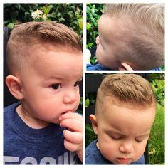 #pompadour #babyboyhaircut   Baby boy Hairstyle and Fashion ideas