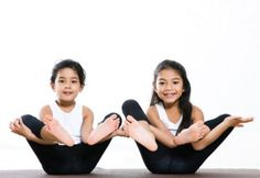 Yoga For Preschool Age