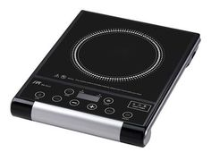 Sunpentown Home Indoor Kitchen Micro-Computer Radiant Cooktop