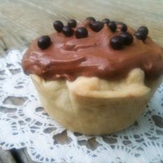 French Chocolate Silk Pie…In A Cupcake Couture Cupcakes