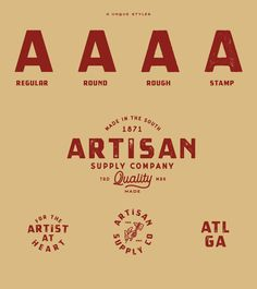 Tradesmith free font Tradesmith is a brand new vintage font from 1871 Project. Food Font, Branding Design, Logo Design, Commercial Fonts, Font Combinations, Vintage Graphic Design, Vintage Fonts, Logo Restaurant, Illustrator Tutorials