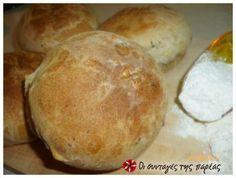 Είναι μια συνταγή του Άκη για ελιόψωμα ατομικά! Φυσικά μπορείτε να βάλετε και φέτα μέσα. Έκανα κάποιες μικρές αλλαγές (που ήταν απαραίτητες), γι΄ αυτό σας την δίνω λίγο διαφορετική. Greek Recipes, Vegan Recipes, Cooking Recipes, Greek Bread, Greek Cooking, Yeast Bread, Bread Food, No Bake Cake, Food Processor Recipes