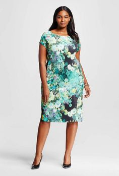 Looking for more spring plus size dresses? http://thecurvyfashionista.com/2017/03/national-dress-day-plus-size/   Did you know that March 6th is National Dress Day? Well, to celebrate, we picked out a few of our favorite plus size dresses, just in time for spring!