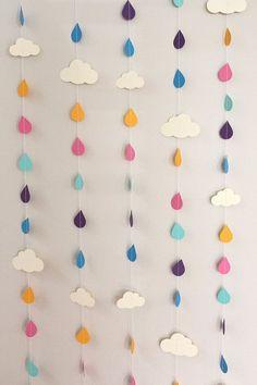 lluvia linda