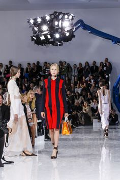 Your all-access ticket to Christian Dior Spring 2016 fashion show