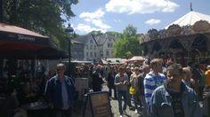 Historischer Jahrmarkt in Kornelimünster, Aachen