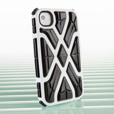 CAPA de IPHONE 4 e 4S G-FORM® - CELL PHONE X-STYLE IPHONE 4, $121