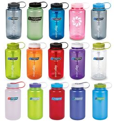 Seriously, I love Nalgene bottles so much. I always have one with me, and I wouldn't argue if you wanted to buy me more!