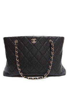 Chanel | Chanel Black Shoulder Bag