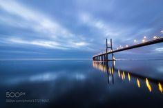 The Bridge  by Ricardo_Mateus. Please Like http://fb.me/go4photos and Follow @go4fotos Thank You. :-)