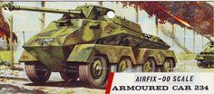 AIRFIX Armoured Car 234 (00)