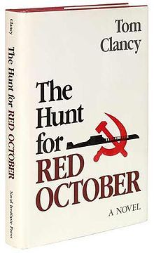 The Hunt for Red October is another of the pioneering novels of the Techno Thriller Genre. This book also has a famous film adaptation starring Sean Connery.  The Hunt for Red October is about the theft of a cutting edge Soviet submarine from a group of defectors.   This novel is said to have jump started author Tom Clancy's writing career.