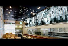 みそかつ矢場とん。本店建築・店舗デザイン;名古屋 スーパーボギー http://www.bogey.co.jp