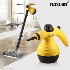 $49.98,Save $49.97 - Clean every nook and cranny with the Maxkon 10 in 1 Portable Steam Cleaner >>> http://www.crazysales.com.au/online-maxkon-10-in-1-handheld-steam-cleaner-with-steam-mop-function-108331.html?aid=13