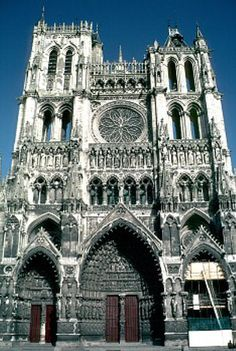 Amiens, France.  http://www.worldheritagesite.org/sites/amiens.html