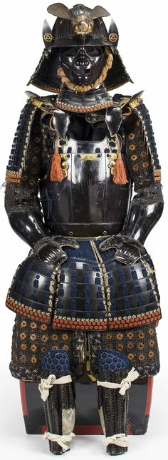 NYC Auctions | Nihon-No-Katchu Samurai Armour Forum