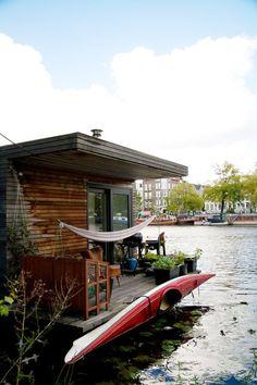 Wendelien's Floating Kitchen — Kitchen Tour