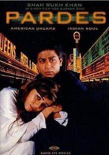 Pardes Best bollywood movies, Bollywood posters, Hindi