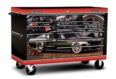 Snap On tool box - oh, yeah...