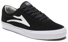 outlet store 909d3 25756 Lakai Sheffield. Black Suede ShoesSkate ...
