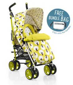 ChaCha Treet, Pushchairs from Cosatto   Cosatto
