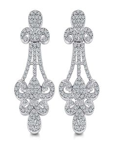 Online Diamonds Jewellery | diamonds4you.com Charm Stud Earrings An elegant and traditional set of earrings, the charm stud earrings are timeless in beauty as well as in trend. Wear them to a party as these earrings look greatwith any sort of attire.! - See more at: http://www.diamonds4you.com/item/242.aspx#sthash.Xta21bTJ.dpuf