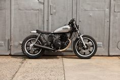 ♠Milchapitas-Kustom Bikes♠: Yamaha SR250 By The Hookie