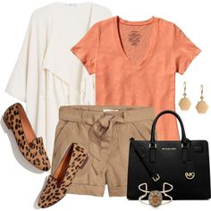 A fashion look from August 2015 featuring Patagonia tops, MANGO cardigans and H&M shorts. Browse and shop related looks.