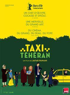 Taxi Tehran poster