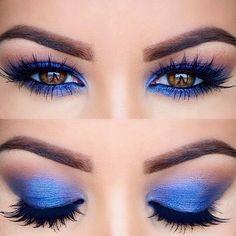 Makeup Artist ^^   Sombra de Ojos https://pinterest.com/makeupartist4ever/