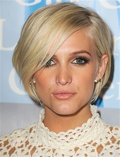 Short hair this is how mine looked but it got longer i think its time for a cut