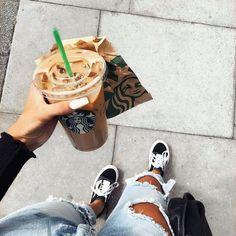 Ideas para tomarte fotos Tumblr la próxima vez que vayas a Starbucks
