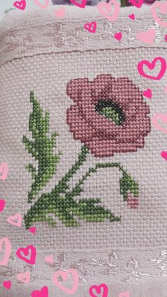 Cross Stitch Flowers, Kids Rugs, Embroidery, Floral, Cross Stitch Owl, Poppies, Cross Stitch Embroidery, Towels, Cross Stitch Samplers