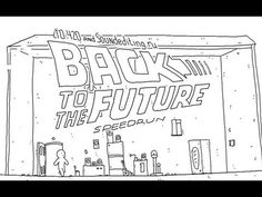 Back to the Future I in 60 seconds