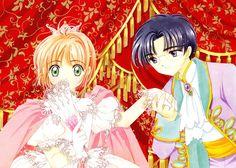 Cardcaptor Sakura | CLAMP | Madhouse / Kinomoto Sakura and Hiragizawa Eriol
