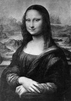 leonardo da vinci made the Mona Lisa portrait. which was made in 1503 to 1504