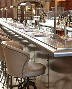 One Kensington Restaurant - Bespoke Barstools